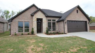Tyler Single Family Home For Sale: 2621 Lazy Acres Place