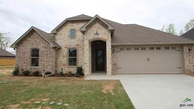 Tyler Single Family Home For Sale: 2727 Lazy Acres Place