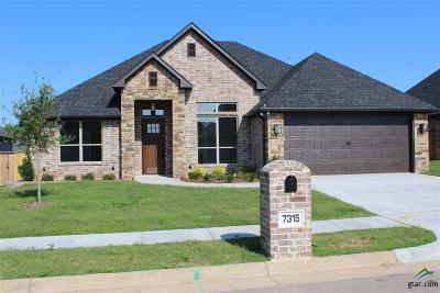 Tyler Single Family Home For Sale: 7315 Rolling Acres