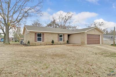 Tyler Single Family Home For Sale: 215 E 25th St.