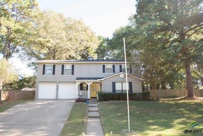 Tyler Single Family Home For Sale: 14977 Willowwood Dr
