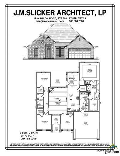 Tyler Single Family Home For Sale: 7267 Dubose Creek