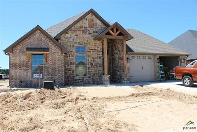 Tyler Single Family Home For Sale: 7279 Dubose Creek