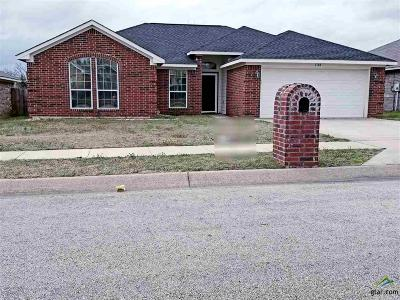 Lindale Single Family Home For Sale: 1114 E Park