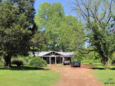Frankston Single Family Home For Sale: 849 Acr 309