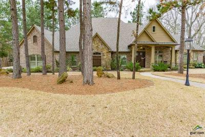 Tyler Single Family Home For Sale: 2015 Equestrian Ln