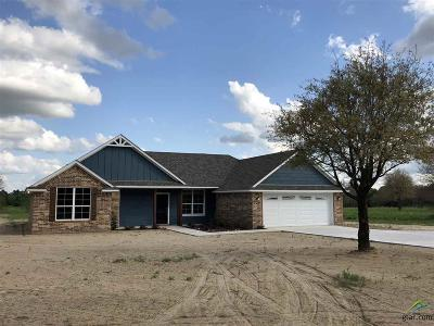 Lindale Single Family Home For Sale: 14812 County Road 424 (Lot 2a)