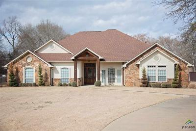 Tyler Single Family Home For Sale: 12100 Copper Court
