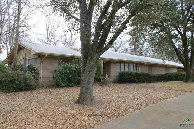 Naples TX Single Family Home For Sale: $129,000