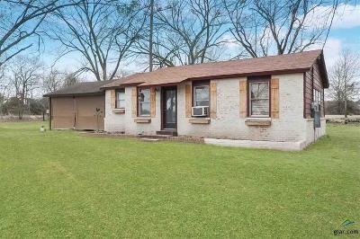 Tyler TX Single Family Home For Sale: $79,900