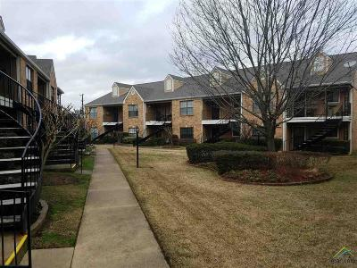 Tyler TX Condo/Townhouse For Sale: $116,000