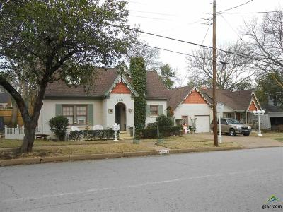Tyler TX Single Family Home For Sale: $164,900