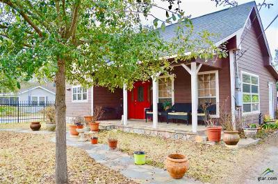 Lindale Single Family Home For Sale: 205 Braziel St