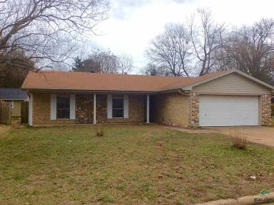 Mt Vernon TX Single Family Home For Sale: $105,000