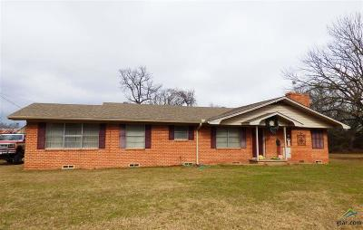Mt Pleasant TX Single Family Home For Sale: $99,900