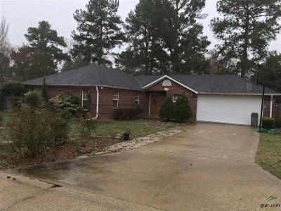 Tyler TX Single Family Home For Sale: $139,900