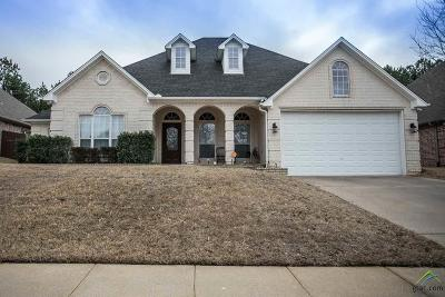 Tyler Single Family Home For Sale: 618 Huntwick Lane