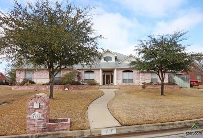 Tyler Single Family Home For Sale: 1938 Frostwood