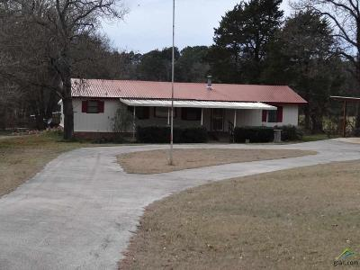 Winnsboro TX Single Family Home For Sale: $150,000