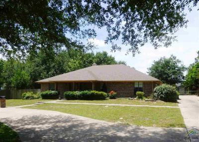 Mt Pleasant TX Single Family Home For Sale: $209,900