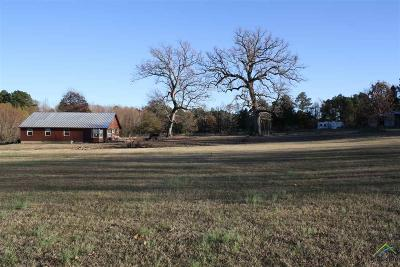 Gilmer TX Single Family Home For Sale: $152,900