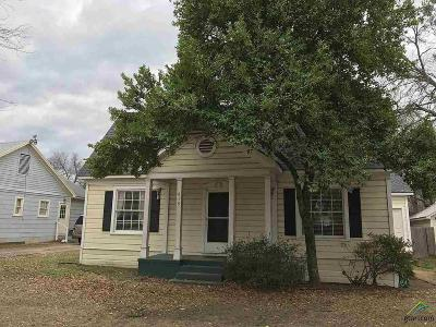 Quitman TX Single Family Home For Sale: $94,900