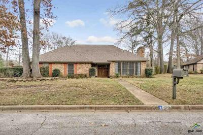 Kilgore TX Single Family Home For Sale: $220,000
