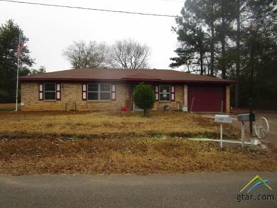 Jacksonville TX Single Family Home For Sale: $29,900