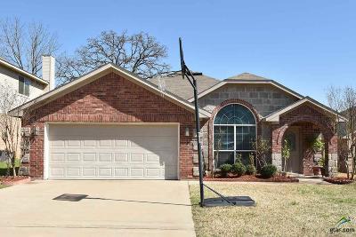 Tyler Single Family Home For Sale: 8450 Wilken Plaza