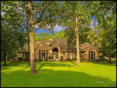 Tyler Single Family Home For Sale: 18650 Big Timber Road
