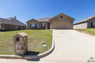 Bullard Single Family Home For Sale: 407 Whitaker St.