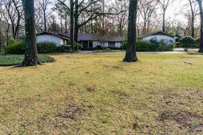 Tyler Single Family Home For Sale: 9132 Cherokee Trail