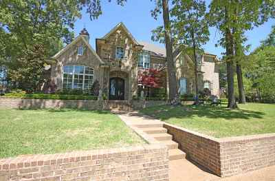 Tyler Single Family Home For Sale: 2090 Equestrian Ln
