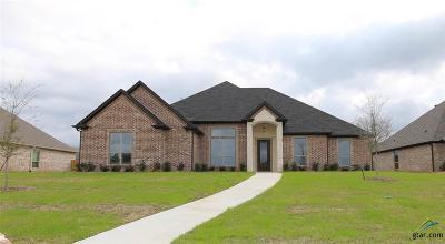 Tyler Single Family Home For Sale: 16639 Hailey Court