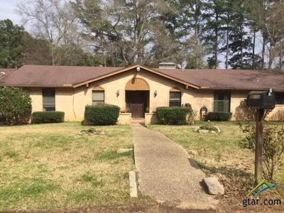 Tyler Single Family Home For Sale: 13973 County Road 1237