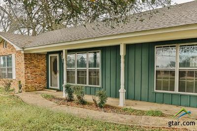 Lindale Single Family Home For Sale: 1417 S Main St (Hwy 69)