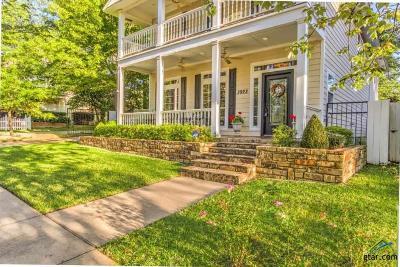 Tyler Single Family Home For Sale: 3922 Charleston Park