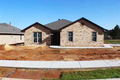 Flint Single Family Home For Sale: 5404 Meadow Ridge