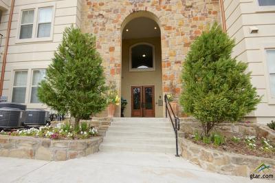 Tyler Condo/Townhouse For Sale: 3351 Cascades Blvd #319