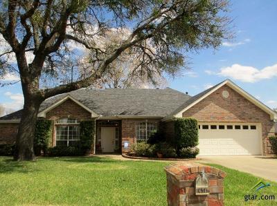 Tyler Single Family Home For Sale: 16741 Terrebonne Dr.