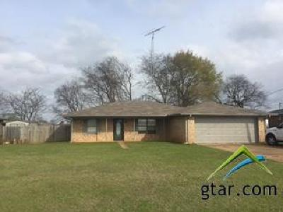Bullard Single Family Home For Sale: 713 Lynch