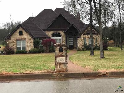 Bullard Single Family Home For Sale: 438 Oak Grove Way