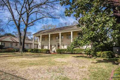 Tyler Single Family Home For Sale: 401 W 6th