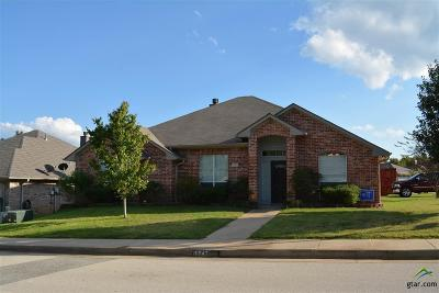 Flint TX Single Family Home For Sale: $215,000