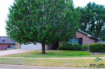 Flint Single Family Home For Sale: 11554 Sprint