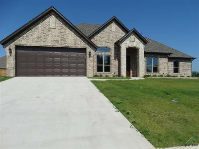 Bullard Single Family Home For Sale: 1127 Rhome Hill