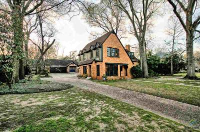 Tyler Single Family Home For Sale: 1411 S College Ave