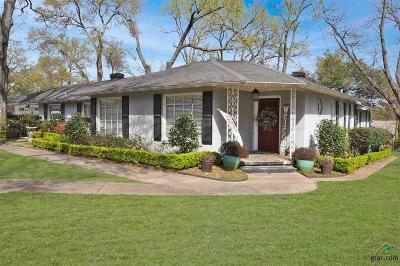 Tyler TX Single Family Home For Sale: $230,000