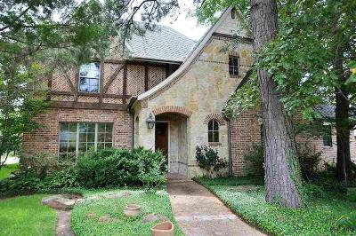 Tyler TX Single Family Home For Sale: $479,900