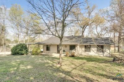 Tyler TX Single Family Home For Sale: $134,900